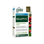 Gaia Herbs System Support Sleep Thru Dietary Supplement, Capsules - 30 count