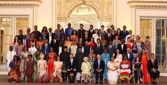 Three Nigerians Receive Queen Elizabeth 'Young Leaders Award'
