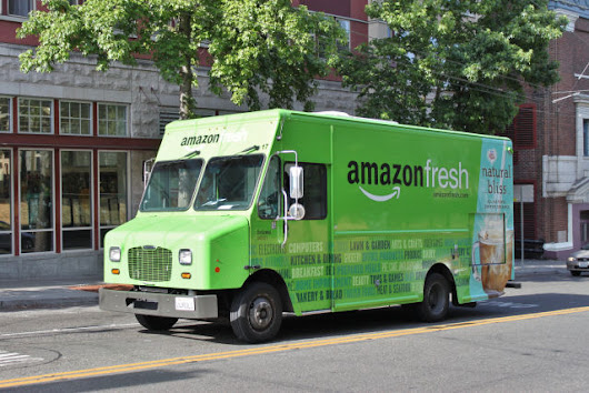 Amazon Fresh food delivery service launches in the UK [Updated]