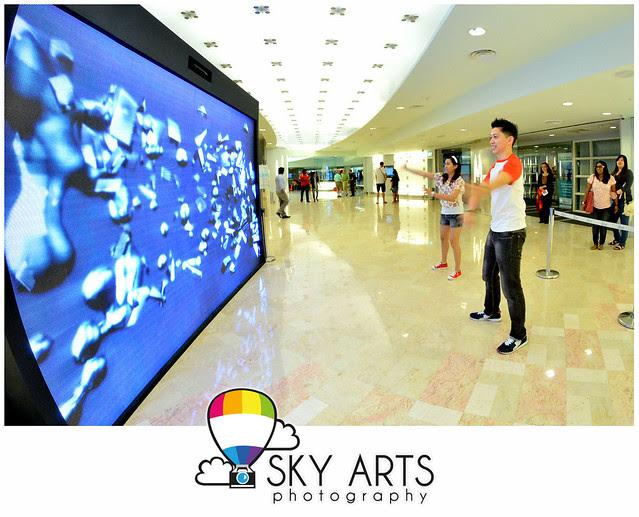 Petronas Twin Towers Sky Bridge Visitor Center