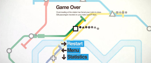 Steam Early Access: Mini Metro - Nivel Oculto