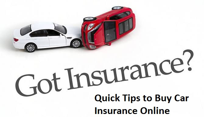 Quick Tips to Buy Car Insurance Online Affordable Price