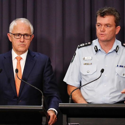 What can we do to fight terror in Australia?