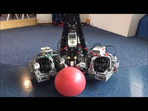 Tech United Soccer robot made from LEGO MINDSTORMS