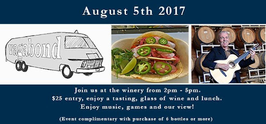 Blue Mountain Vineyard - Trade, Media &  Events - Events