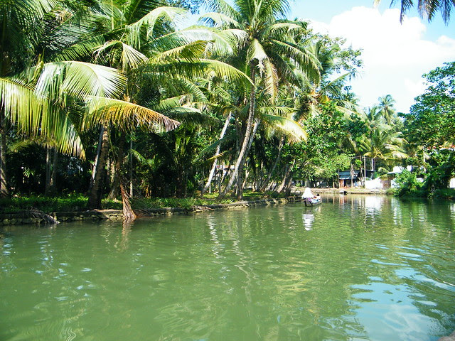 Kerala Backwaters, Kollam