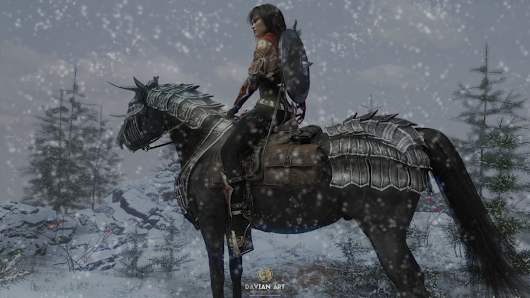琼 Qiong – The Winter Warrior