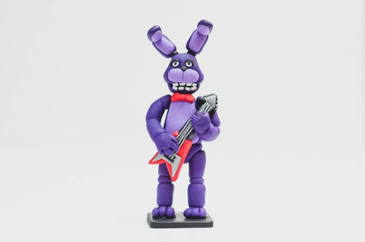 BONNIE five nights at freddy's  aviable on request by Hartesania