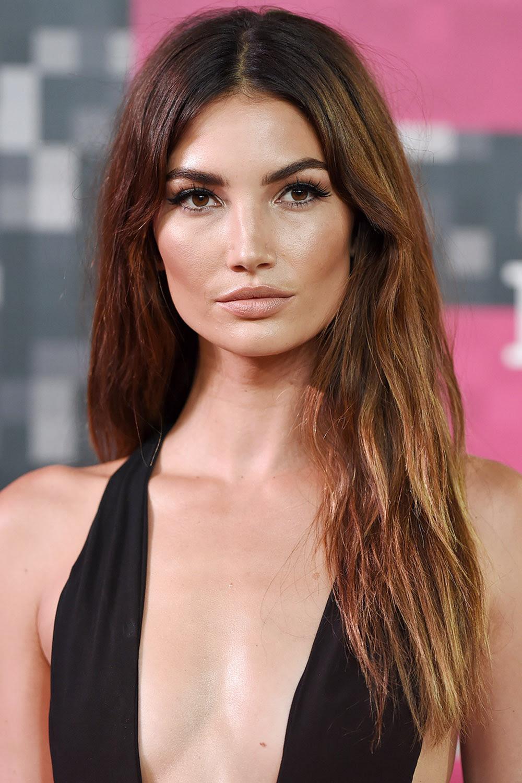 Best Celebrity Brunette Hair Colors 2016 Long Hairstyles