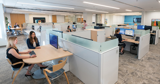 Workplace Design To Support Productivity