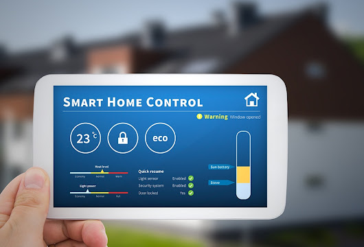 Learning to Love Technology: 3 Tips That Will Help You to Embrace Home Automation - The Kraft Mortgage Team