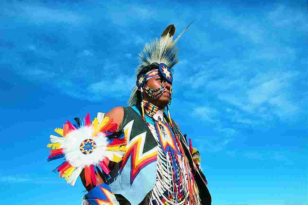 indianer reiten nach woundedknee