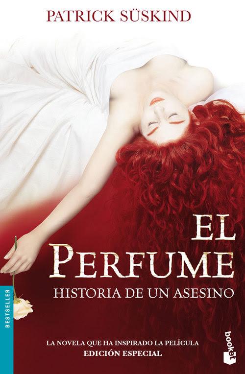 Resultado de imagen de El Perfume de Patrick Süskind