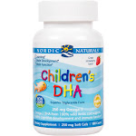 Nordic Naturals Children's DHA, Chewable Soft Gels - 180 count