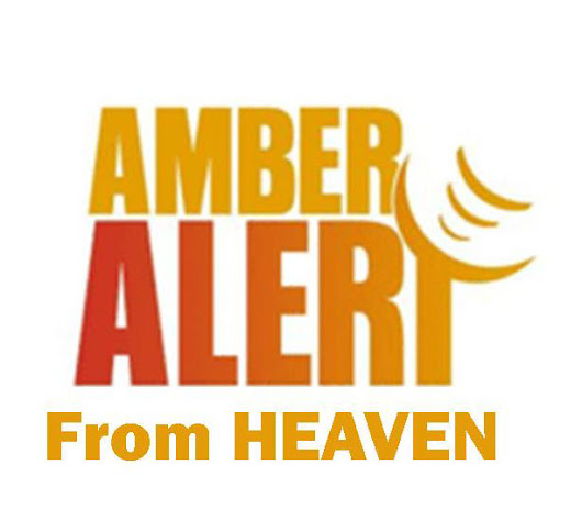 AMBER ALERT FOR YOUR SOUL