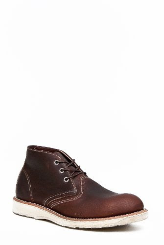 Red Wing Shoes Men's Work Chukka Boot,Briar Oil Slick,9.5 D US