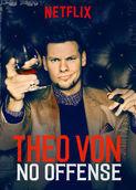 Theo Von: No Offense | filmes-netflix.blogspot.com
