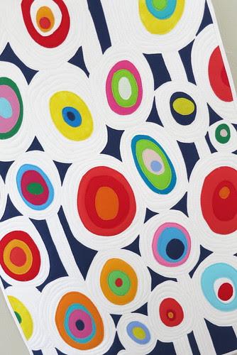 Circles #1 close up