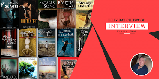 Billy Ray Chitwood Author Profile - AllAuthor