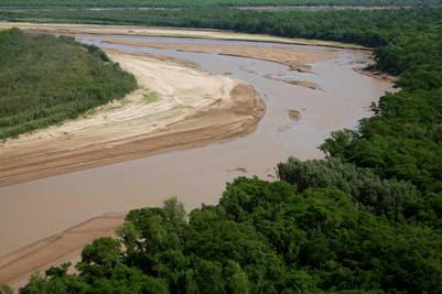 El Impenetrable, en el noroeste de Chaco (foto de EFE).