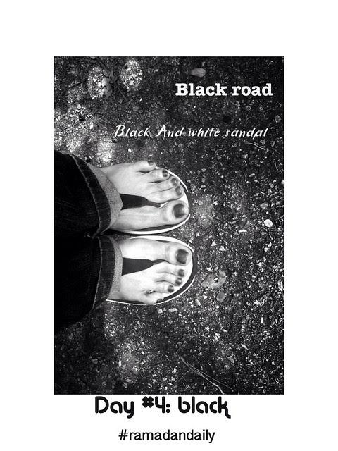 Day #4: Black