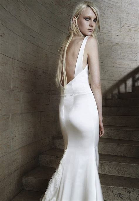 Vera Wang Wedding Dress Collection for Spring 2015