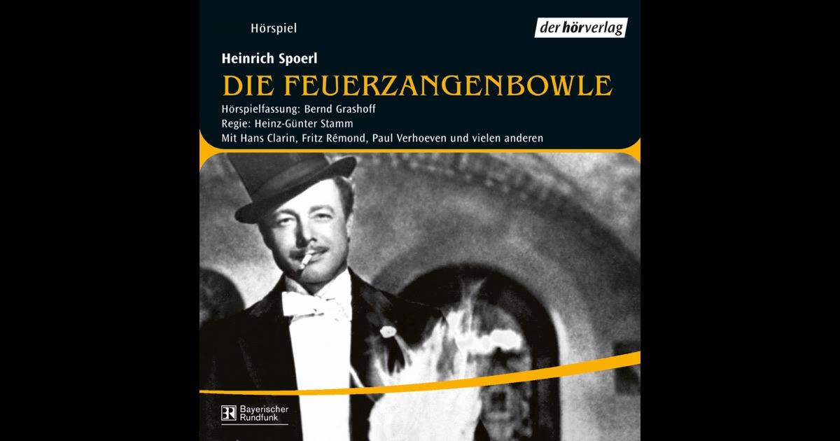 Feuerzangenbowle Film Stream