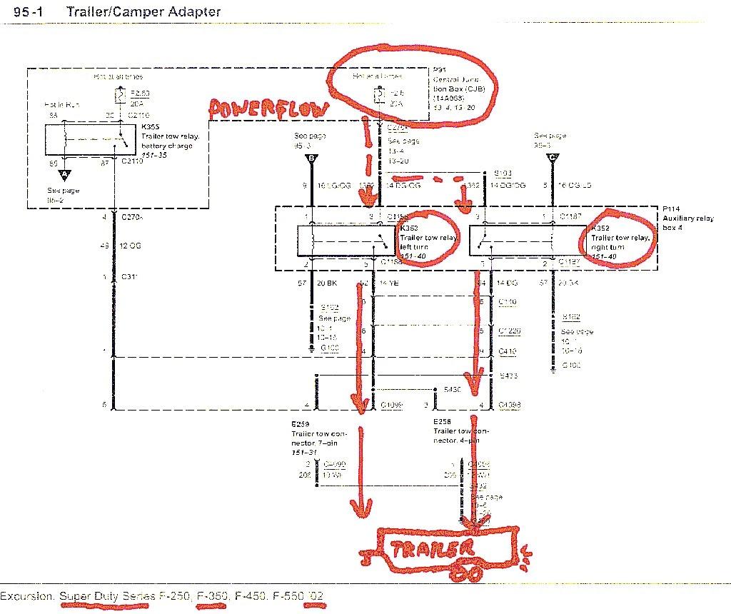 C5ed Silverado 7 Pin Trailer Plug Wiring Diagram Wiring Library