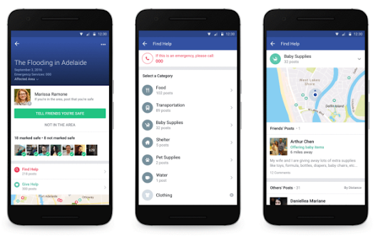 Facebook's Community Check Ap Raises Issues for Emergency Managers