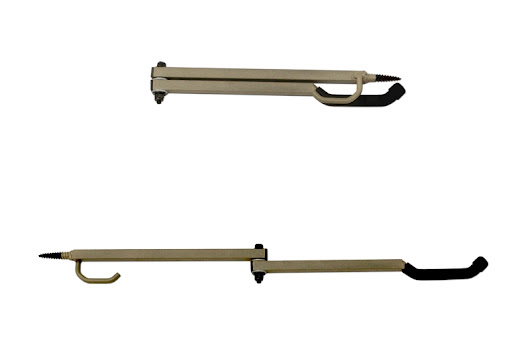 Hold Up Displays: Firearm & Archery Holders