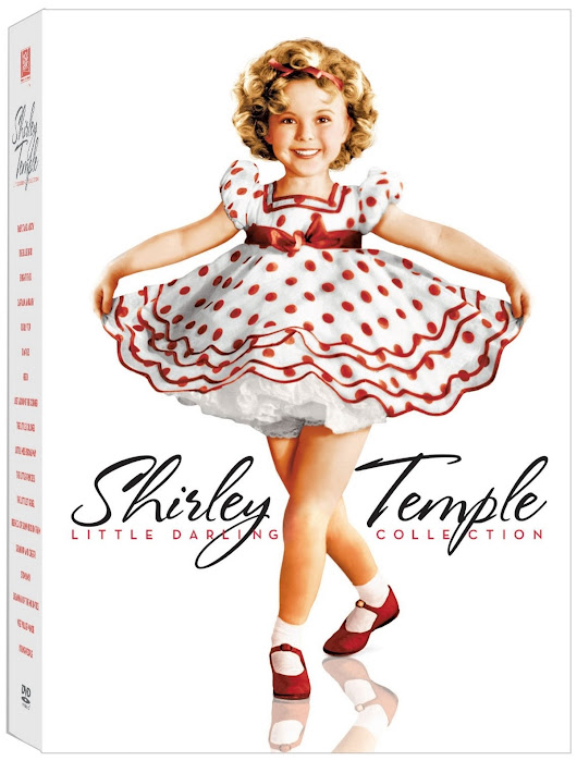 Shirley Temple Little Darling Collection 1-3 (DVD 2014 18-Disc) 1 2 3 BRAND NEW