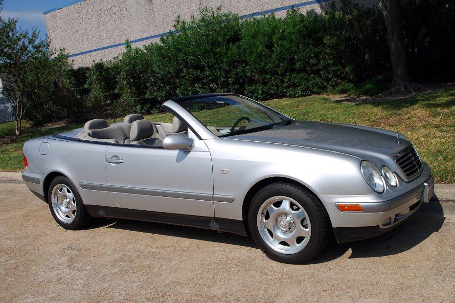 1999 Mercedes Benz CLK 320 Convertible - Auto Collectors ...
