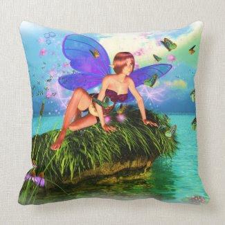 Fairy Fantasy Pillow