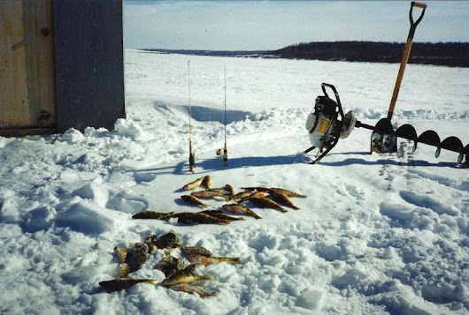Ice Fishing Tips and Safety
