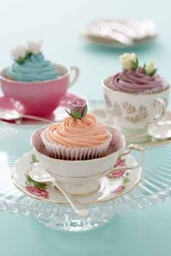 A Cup Of Cup Cake