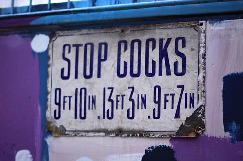Stop Cocks by ultraBobban