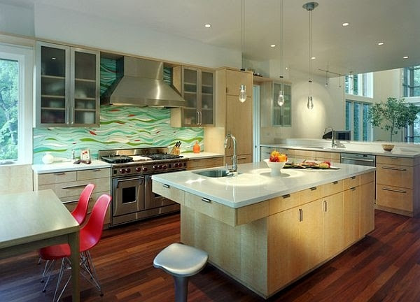 25 fantastic kitchen backsplash ideas for a modern home ...