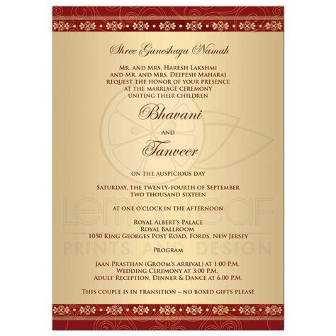 wedding invitation : indian wedding invitation cards