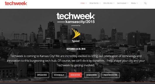 Techweek to put KC on the map for entrepreneurs and beyond, bring in fresh business