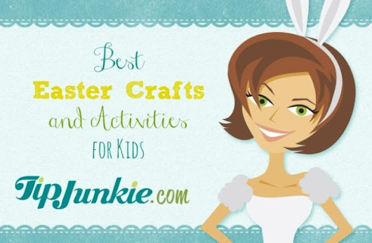 75 Best Easter Crafts and Activities for Kids | Tip Junkie