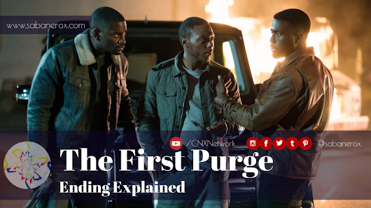 The First Purge ^ Ending Explained