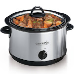 Crock-Pot Slow Cooker, 4.5 Quart