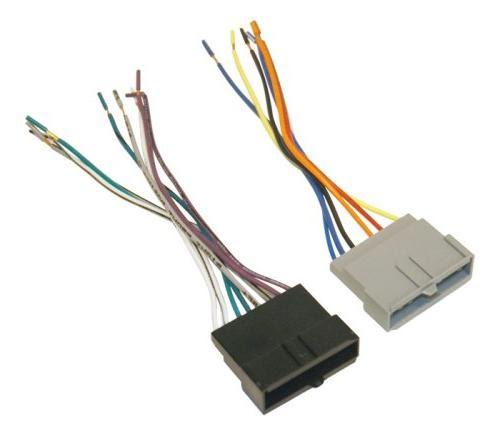 Scosche Stereo Wiring Harnes