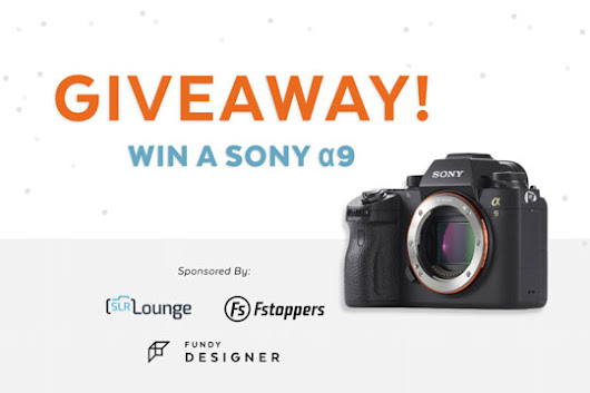 Sony a9 Camera Giveaway!!!