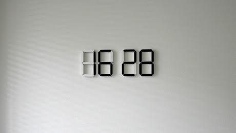 Diseño, Decoracion, Reloj, Interiores, Vadim Kibardin