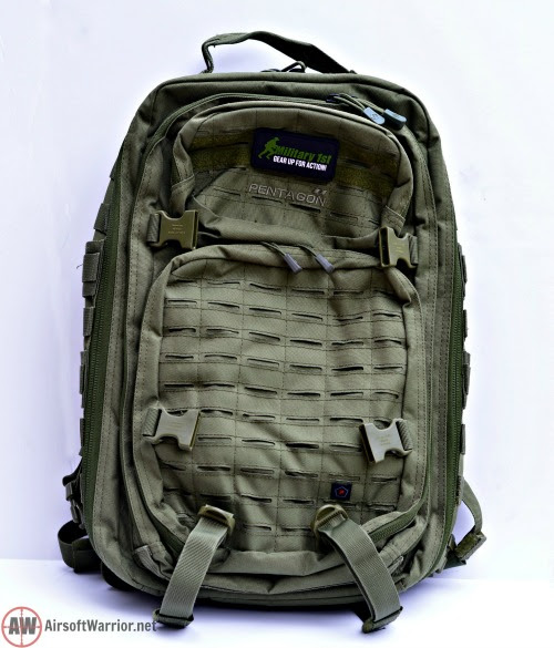 The Pentagon Philon Backpack: Get Organized – Airsoft Warrior