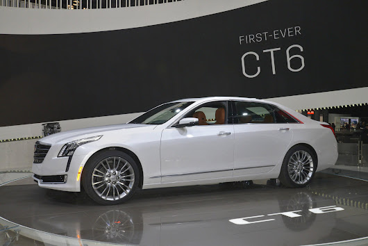First 2016 Cadillac CT6 And 2015 Chevy COPO Camaro Head To Auction