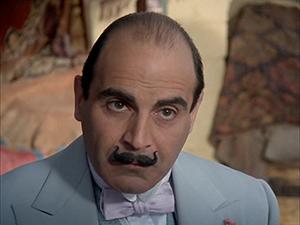Hercule Poirot, melhor belga ever.