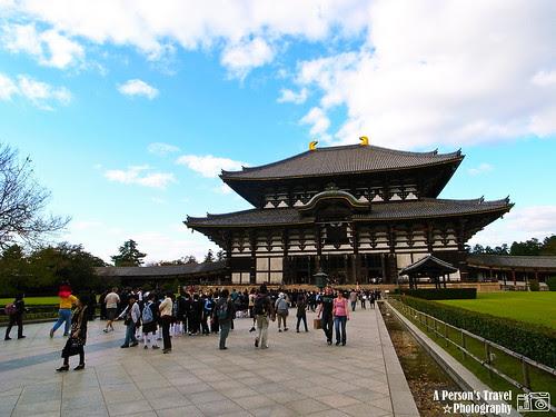 奈良.東大寺本殿