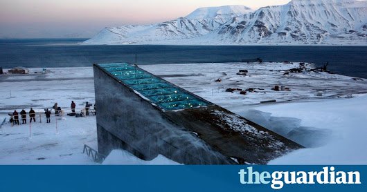 Arctic stronghold of world's seeds flooded after permafrost melts | Environment | The Guardian